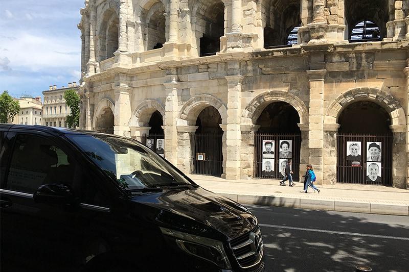 Chauffeur Privé Gard