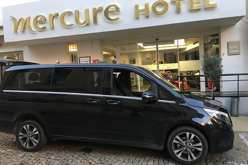 Chauffeur Privé Saint Rémy de Provence