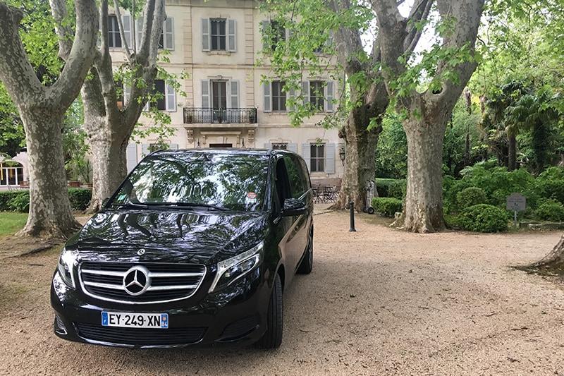 Chauffeur Privé Vaucluse